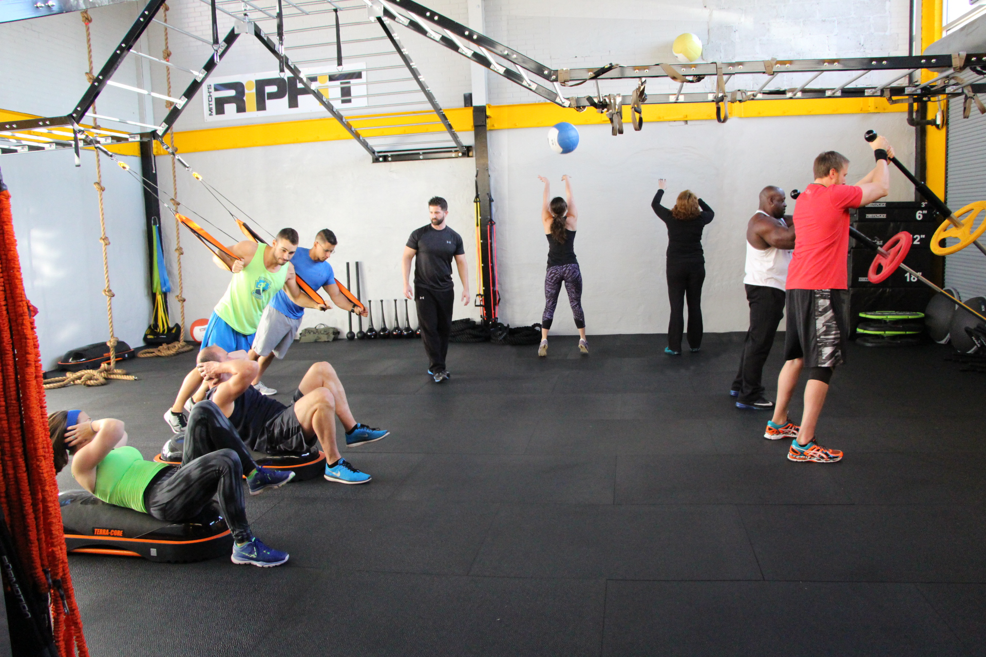 RipFit classes in West Chester, PA